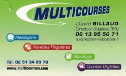 Multicourses